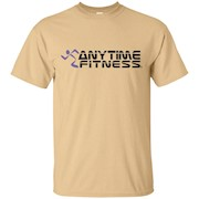 Anytime Fitness Logo T-Shirt
