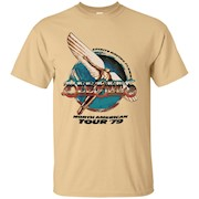 Bee Gees North America Tour 1979 T-Shirt