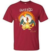 Charizard Mega Glurak shirts X Y Kid's T-Shirt Tshirt