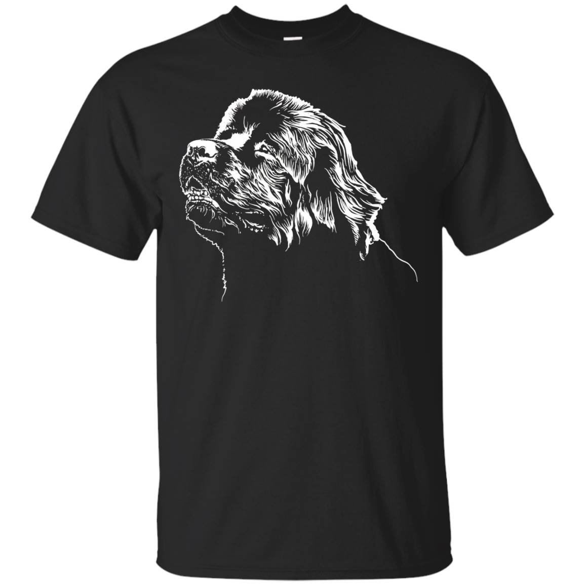 Newfoundland Dog Shirt T-Shirt