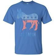Ass Man Proud Democrat T-Shirt