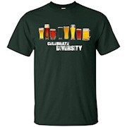 Celebrate Beer Diversity Funny T-shirt – T-Shirt
