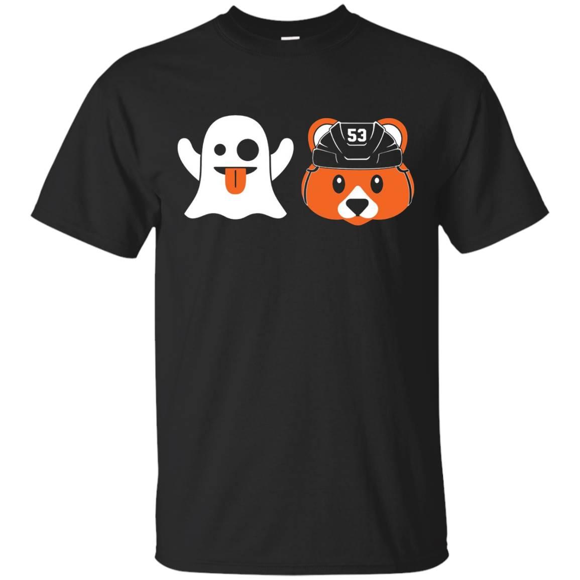 Ghost Bear tees shirt T-Shirt