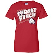 Refreshing Throat Punch America Flag T-Shirt