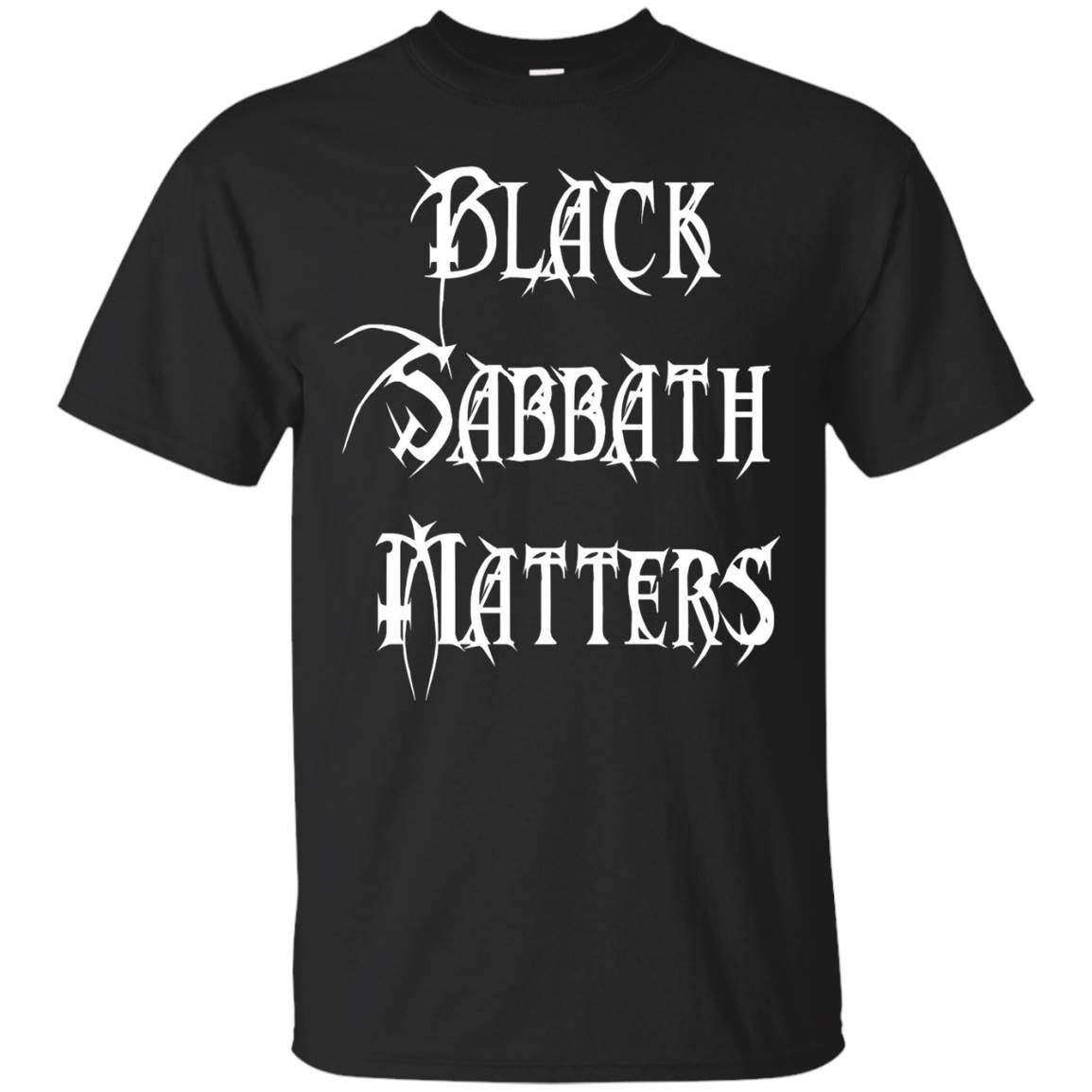 Black Sabbath Matters T-Shirt