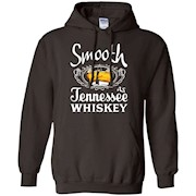 Smooth As Tennessee Whiskey T Shirt Vintage Inspired Drink T-Shirt