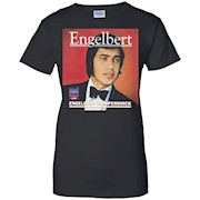 Engelbert Humperdinck Vintage LP Album Cover Tee Shirt T-Shirt