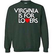 Virginia Is For Lovers T-Shirt – Sweatshirt