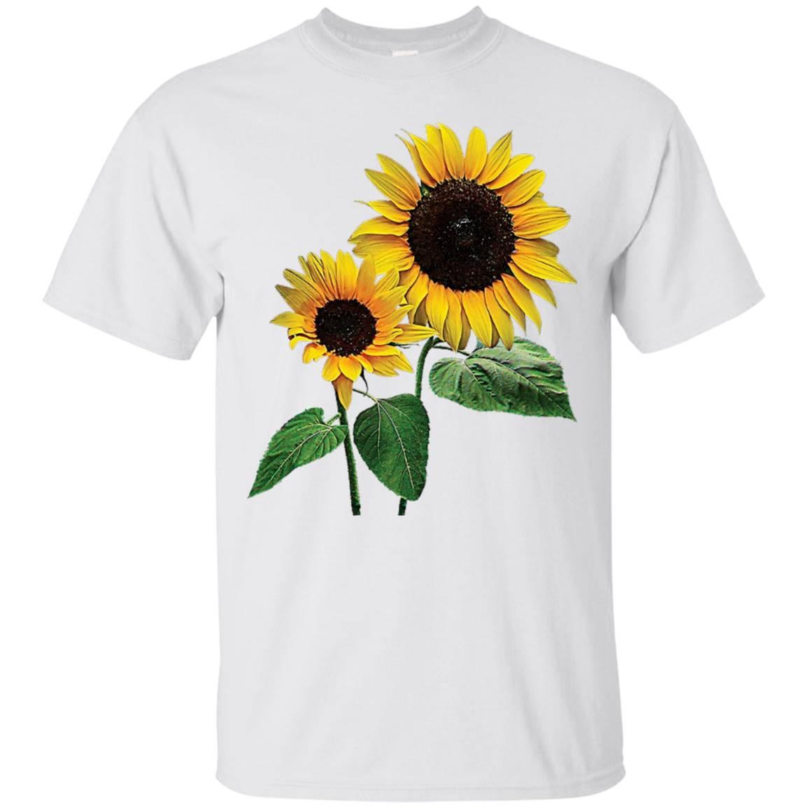 A Sunflower Mommy's Love – Sunflower T-Shirt