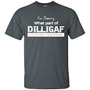 Dilligaf – Do I Look Like I Give A Fuck
