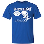 Do I Look Illegal Speedy Gonzales Funny Men's T-Shirt