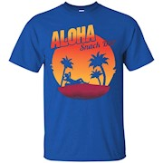 Aloha Snackbar Funny T-Shirt