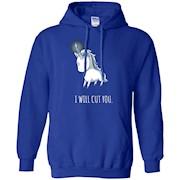 I Will Cut You – Stabby Unicorn T-Shirt