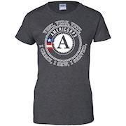 Chiefs Shirts, Americorps T-Shirt, Americorps T-Shirt