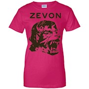 Cool Werewolves of London Warren Zevon T-Shirt
