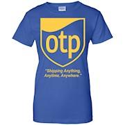 OTP One True Pairing (Fandom, Fangirl T-Shirt)