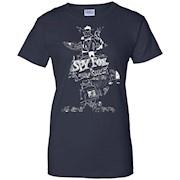 Humongous Entertainment Spy Fox Silhouette T-Shirt