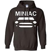 Miniac Mini Inspired Cooper T-Shirt Cooper R53 R56 F56 T-Shirt