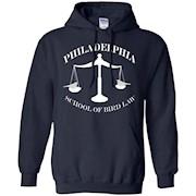 Philadelphia School of Bird Law Funny T-Shirt