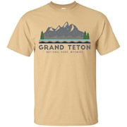 Grand Teton National Park T-Shirt