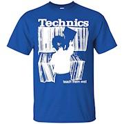 Technics Teach Them Well T-Shirt