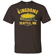 Seattle Kingdome Go Mariners T-Shirt
