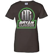 Bryan name Clauson Tribute shirt