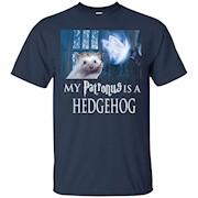 My Patronus is a Hedgehog a Pricklepants T-Shirt
