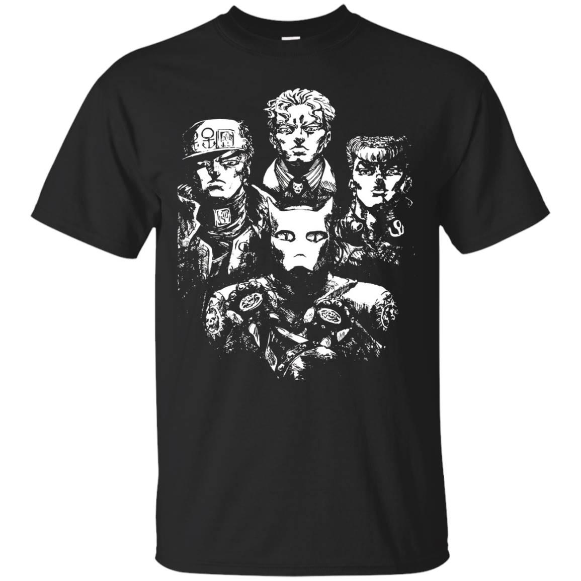Jojo's Bizarre Adventure Funny T-Shirt