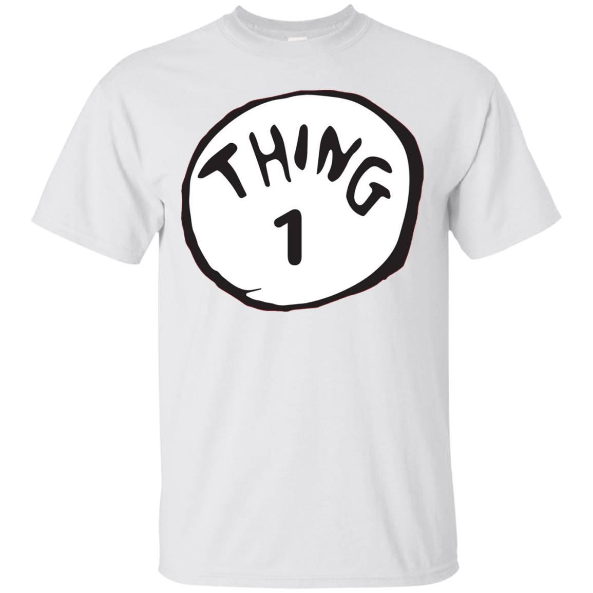 Thing 1 High Quality T-Shirt