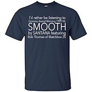 I'd Rather Be Listening To SMOOTH