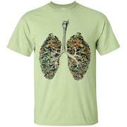 My Weed Lungs – T-Shirt