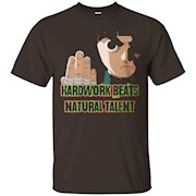 Rock Lee- Black Tshirt