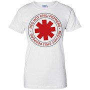 Red Hot Chili Peppers Vintage Distressed T-Shirt Californica T-Shirt