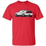 JDM Honda CR-X crx funny b16 b18 vtec T-Shirt