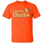 Honey Nut Cheerios T-Shirt Classic Look style 15492 T-Shirt