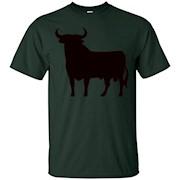 EL TORO DE OSBORNE – spain – spanish – bull – icon T-Shirt