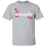 read across america – I am a counselor T-Shirt