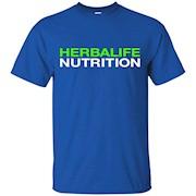 HERBALIFE NUTRITION T-SHIRT – NEON WHITE DESIGN T-Shirt