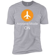 Airplane Mode ON Funny T-Shirt
