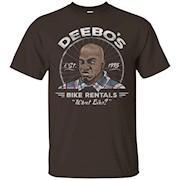 DEEBOS BIKE RENTALS T-Shirt