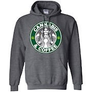 Cannabis and Coffee shirt – Cannabis Coffee T-Shirt