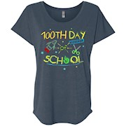 100th Day Of School – School Project and Gift Idea T-Shirt