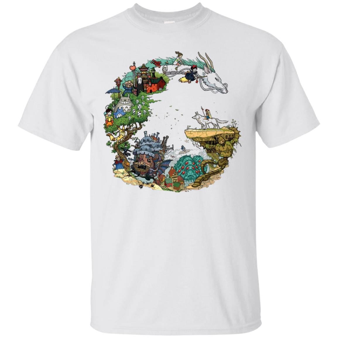 Totoro t-shirt – Studio Ghibli – Totoro T-Shirt