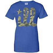 Camo Philadelphia ill T-Shirt