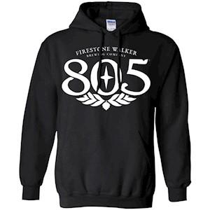 805 Beer – Pullover Hoodie
