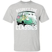 Disney Pixar Cars Fillmore Respect Classics Graphic T-Shirt