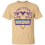 Four Horsemen Retro Logo Ric Flair Wrestling – T-Shirt
