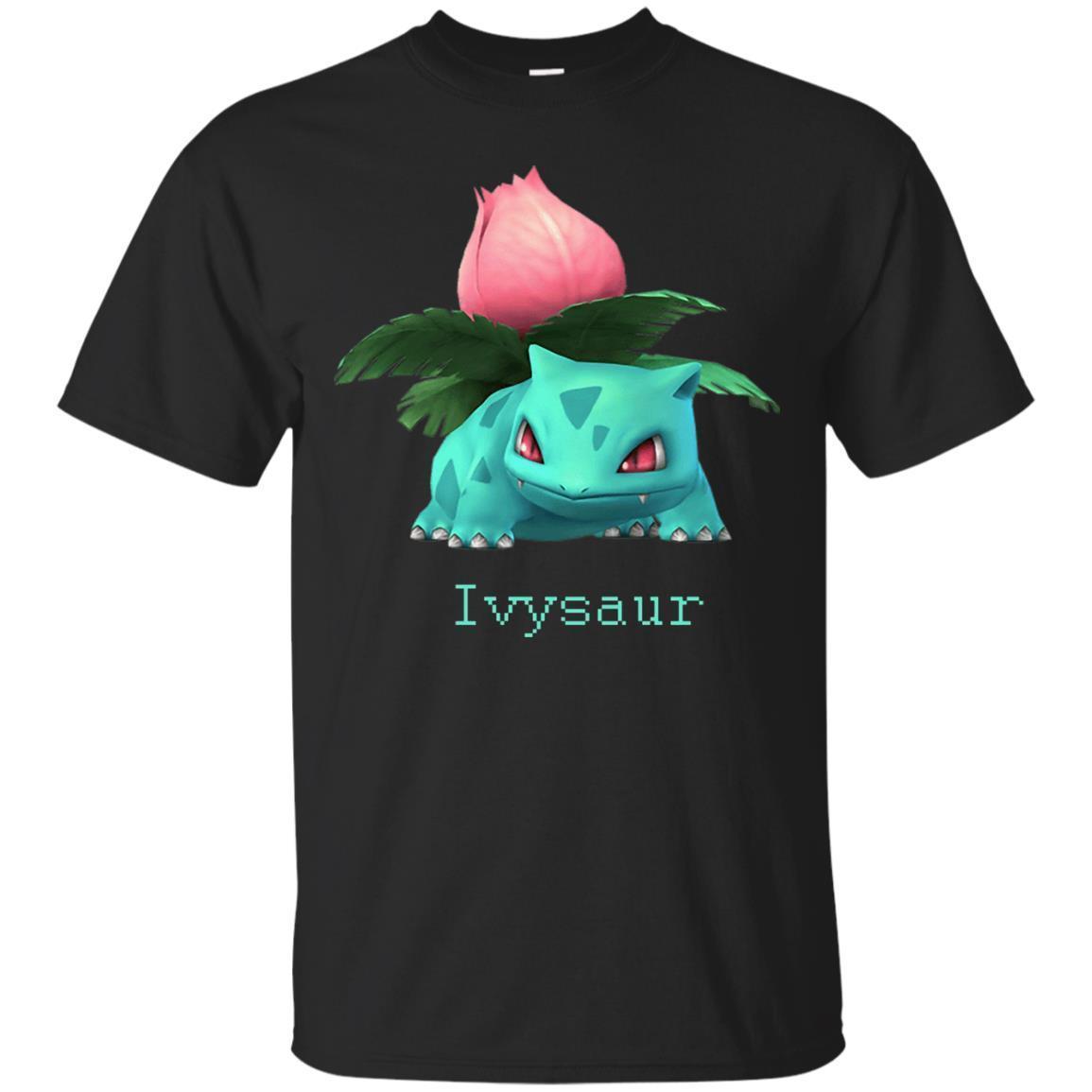 Ivysaur Wonderful T-Shirt New Hot