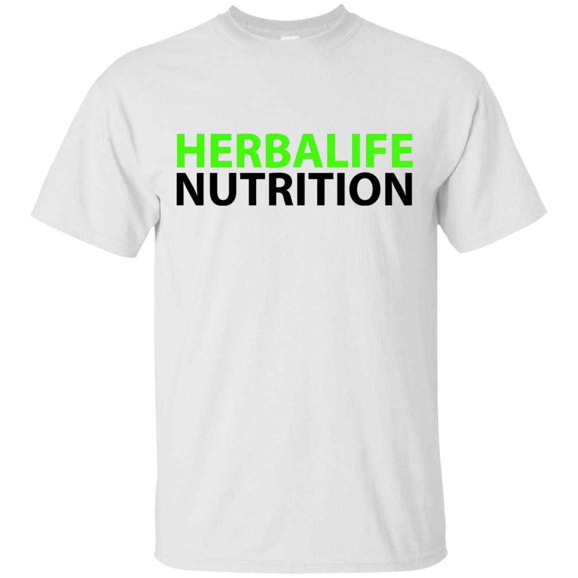 HERBALIFE NUTRITION T-Shirt – Black Design
